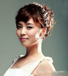 2015韩式新娘造型大推荐 准新娘喜爱的甜美造型