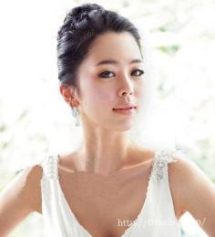 韩式新娘造型 做与众不同的魅力新娘