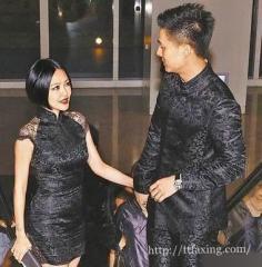 盘点明星旗袍的最新新娘发型 独特的中国风格彰显新娘的高贵