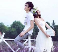 最美外景婚纱照poss 教你外景婚纱照怎样拍好看