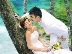 孕妇拍婚纱照注意事项 孕妇也能拍摄出美丽的婚纱照