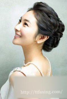 盘点韩式新娘发型的流行趋势 打造韩式风格的新娘