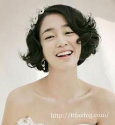 新娘发型推荐 教准新娘怎么根据脸型设计发型
