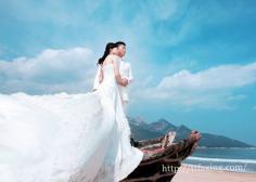 盘点韩式风格婚纱照的流行趋势 拍摄出时尚风格的韩式婚纱照