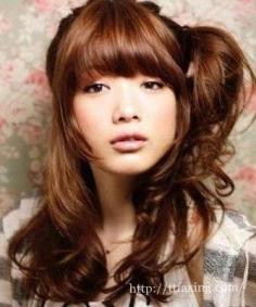 盘点最新韩式新娘发型 打造时尚的韩式风情新娘
