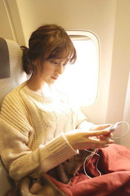 女生刘海发型 甜美时尚最尽显
