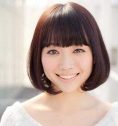 圆脸MM发型设计 五款修颜短发推荐