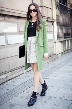2015年秋冬fashion长烫发发型