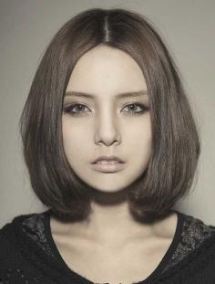 【方脸发型】方脸适合的短发发型