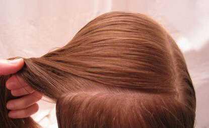 小女孩发型图解发型绑扎_编发方法-天天视频四股圆绳的流行发型图片