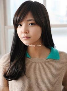 2015最新韩式长发发型,直发卷发任你选