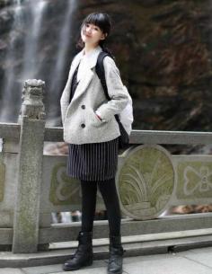 女人味十足的韩式蓬松马尾扎法