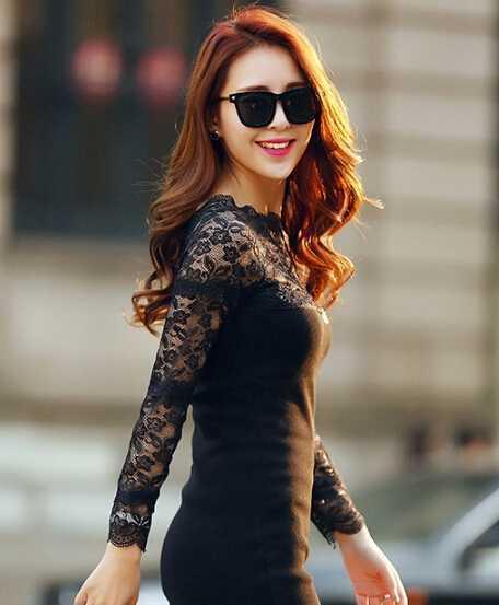2015韩国流行发型趋势,五款最新韩国女生长卷发超潮流
