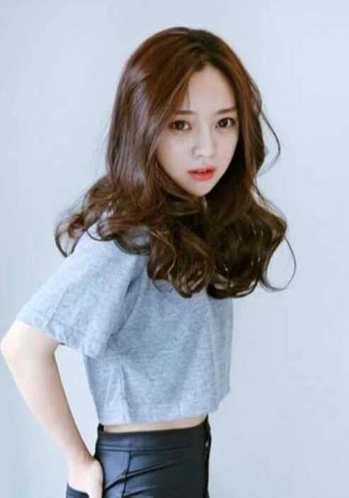 ĸ�长发卷发造型、韩版中长发卷发造型 Ʒ�宝助理