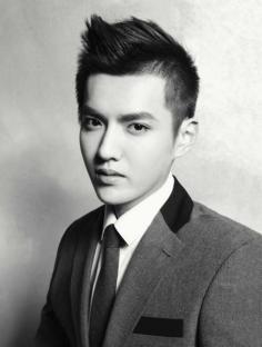 吴亦凡李易峰井柏然 小鲜肉男星飞机头发型PK谁最帅?
