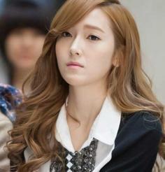 韩式时尚最新斜刘海发型图片大全