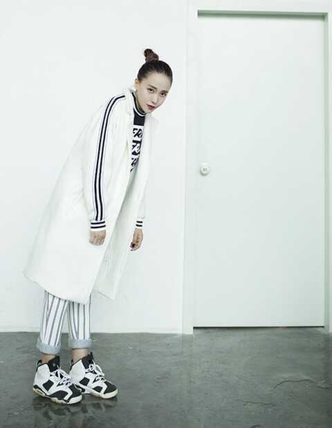 韩国发型丸子头发型图片欣赏