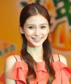 韩式时尚的半扎发发型图片