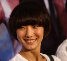 2015最新时尚锅盖头短发发型