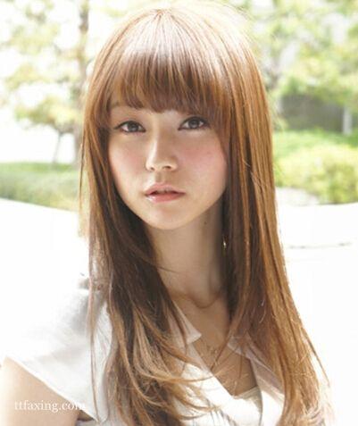 长脸女生适合的发型,五款长卷发修饰小脸
