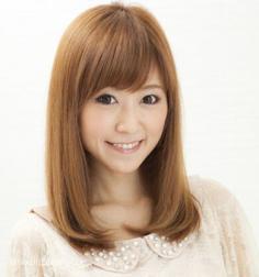 日系斜刘海发型精选,这五款最受欢迎