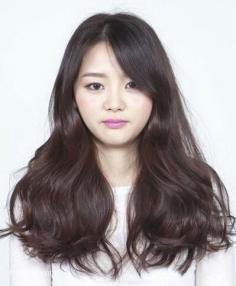 最新卷发棒教程,5步打造韩式甜美长卷发