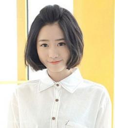 五款超减龄的萝莉短发,学生美眉最爱