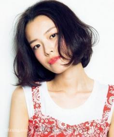 女生气质短卷发发型精选,这五款最受欢迎