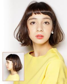 日系烫发发型 修饰脸型引爆潮流