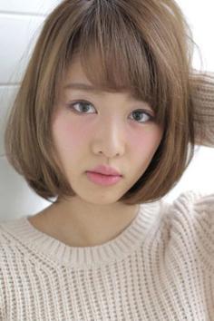 波波头短发发型图片 为你示范最IN短发诱惑
