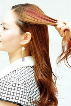 四十岁女人盘发发型 7个步骤让你做到知性美