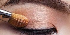 眼影的画法图片步骤 教你打造个性时尚眼影妆