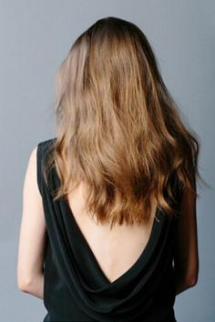 长发变短发的扎法 打造气质优雅迷人的短发