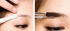 眉毛怎么画好看 推荐眉毛画法步骤详解图
