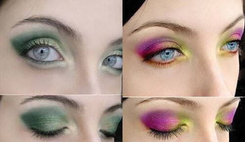 眼影的画法和技巧分享 各种眼影上妆技巧详解