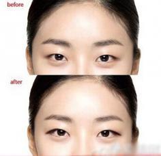 单眼皮如何画眼线 教你两种方法变的魅力十足