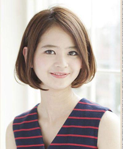 头发发型中分型发型图片最修饰大全的梨花脸型公主小图片
