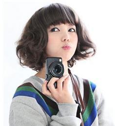 短发蛋卷烫发型图片大全 最帅气时髦发型