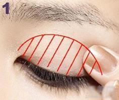 正确化妆步骤图解 初学者也能画出漂亮眼妆