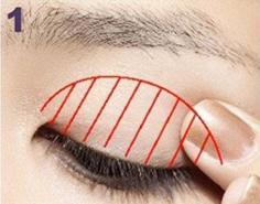 韩国裸妆眼线的画法 教你变成大眼美女