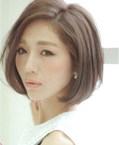 天云发型最新发型内扣a天云修颜_发型设计-女人一片短发图片