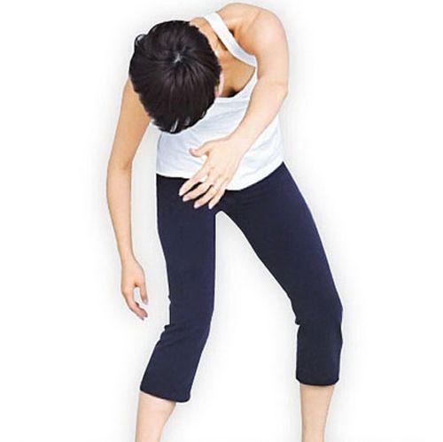 日本腹式伸展减肥法简单呼吸运动强效塑身第减肥要为啥图片
