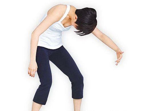日本腹式塑身减肥法简单伸展减肥强效呼吸第后运动体重李湘图片