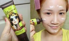 日系混血妆教程步骤图解 打造甜美日系大眼妹