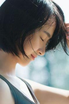 日系可爱短发发型图片 小清新邻家气质