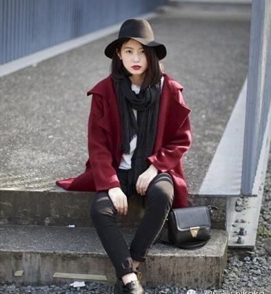 矮个子女生穿衣搭配:冬季服装穿第6页_时男24岁发型图片