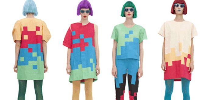 服饰色彩搭配技巧 做一个精致的女人