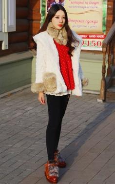 冬季时尚外套 让这个冬季摆脱沉闷