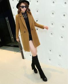 呢大衣怎么搭配好看 多种时尚搭配风格任你选