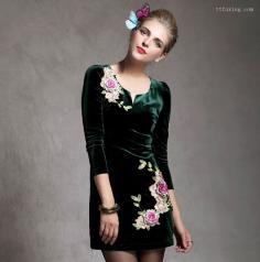 最潮欧美范时尚女装图片欣赏 优雅女人永受瞩目
